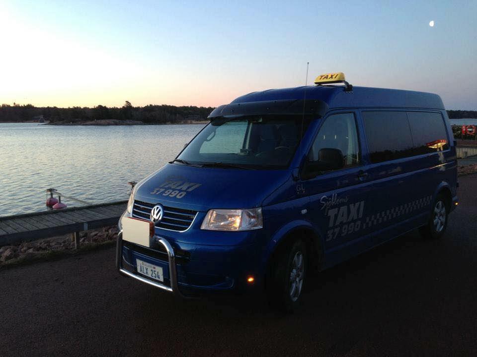 Sjöbloms Taxi