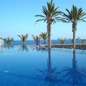 Pool på VIK Hotel San Antonio, Puerto del Carmen Lanzarote