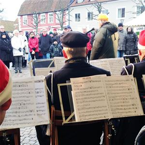 Vinterkonsert med Simrishamns Musikkår