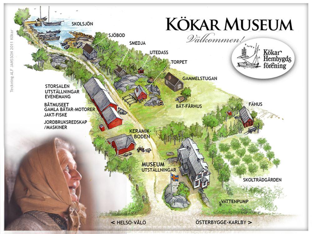 © Kökar kommun, Kökars hembygdsmuseum