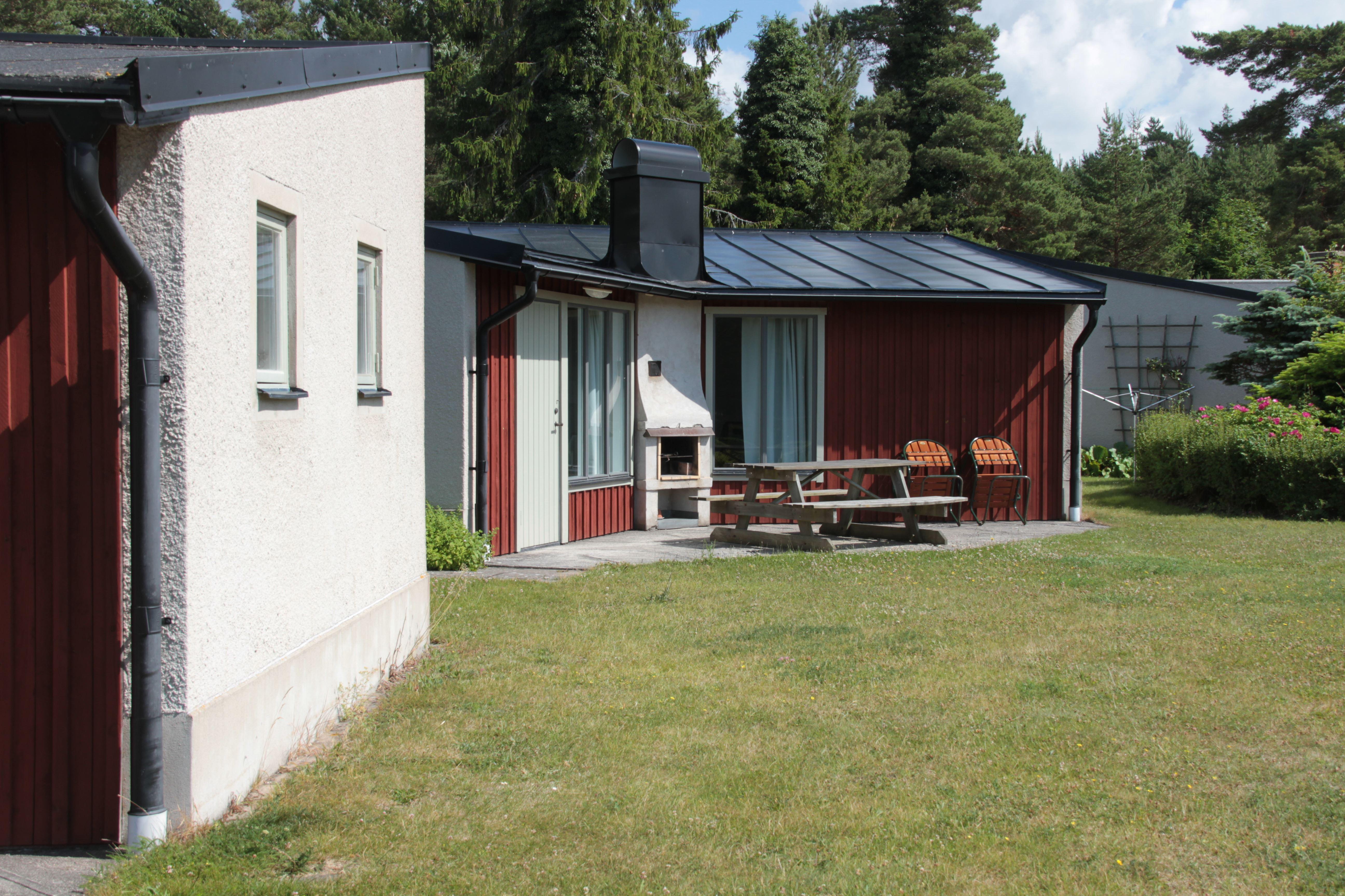 Mulde Fritidsby - Stugor