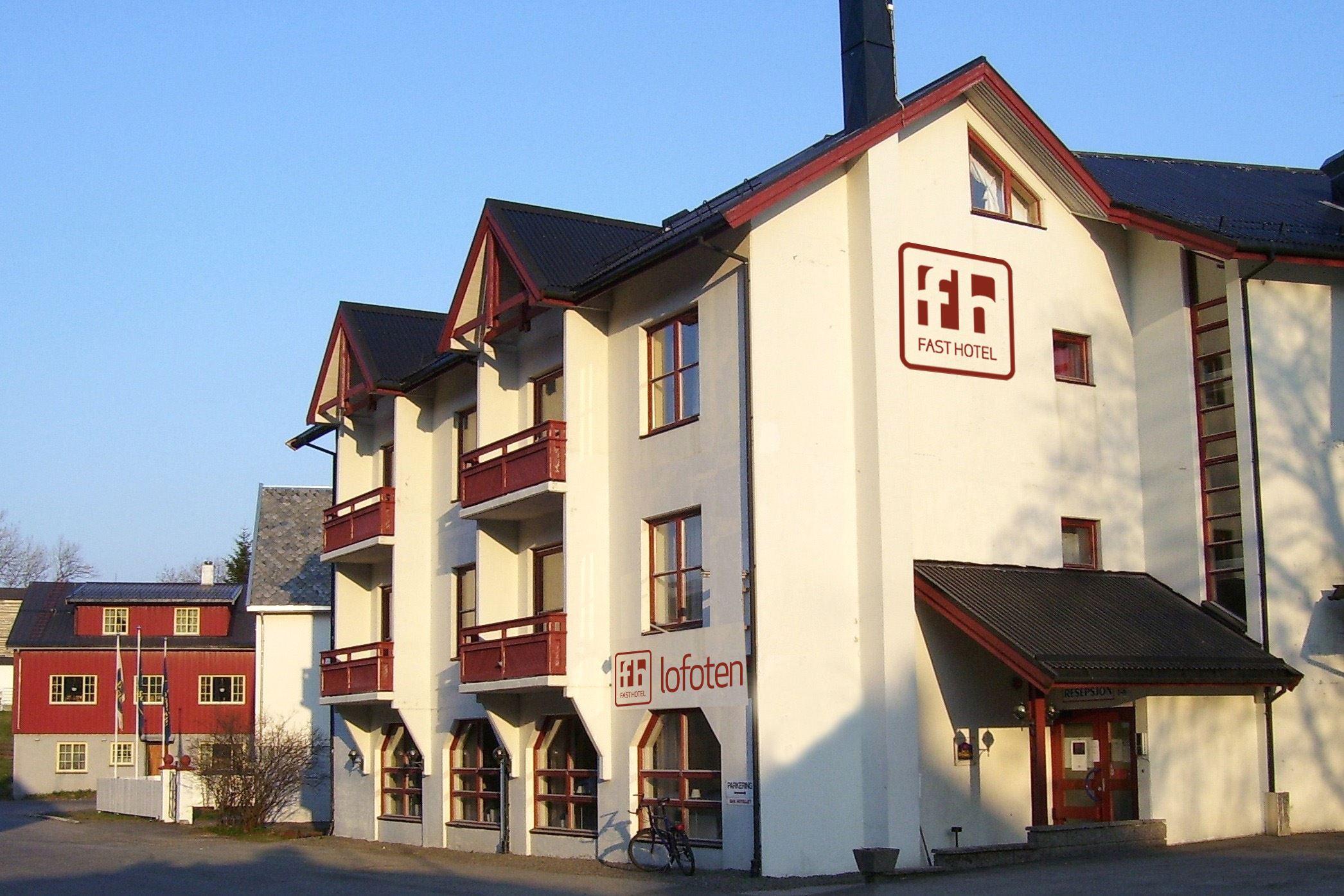 Fast Hotel Lofoten
