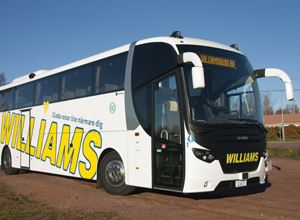 Williams buss