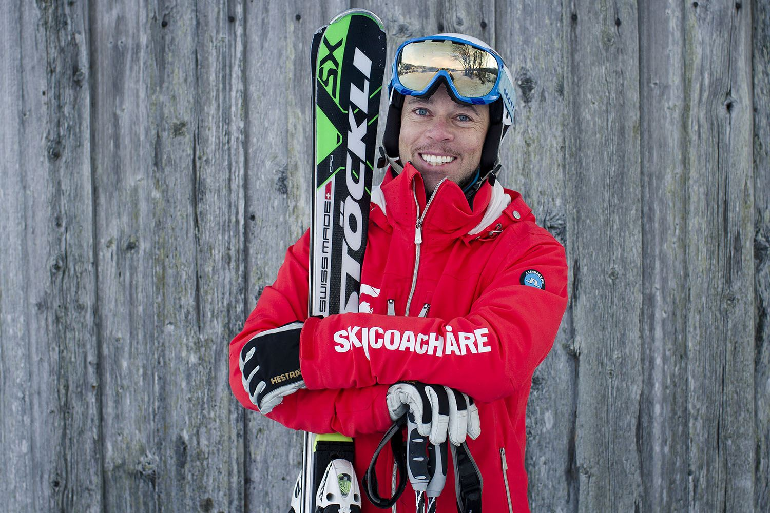 Skicoach - the ski instructor for those who are passionate about skiing