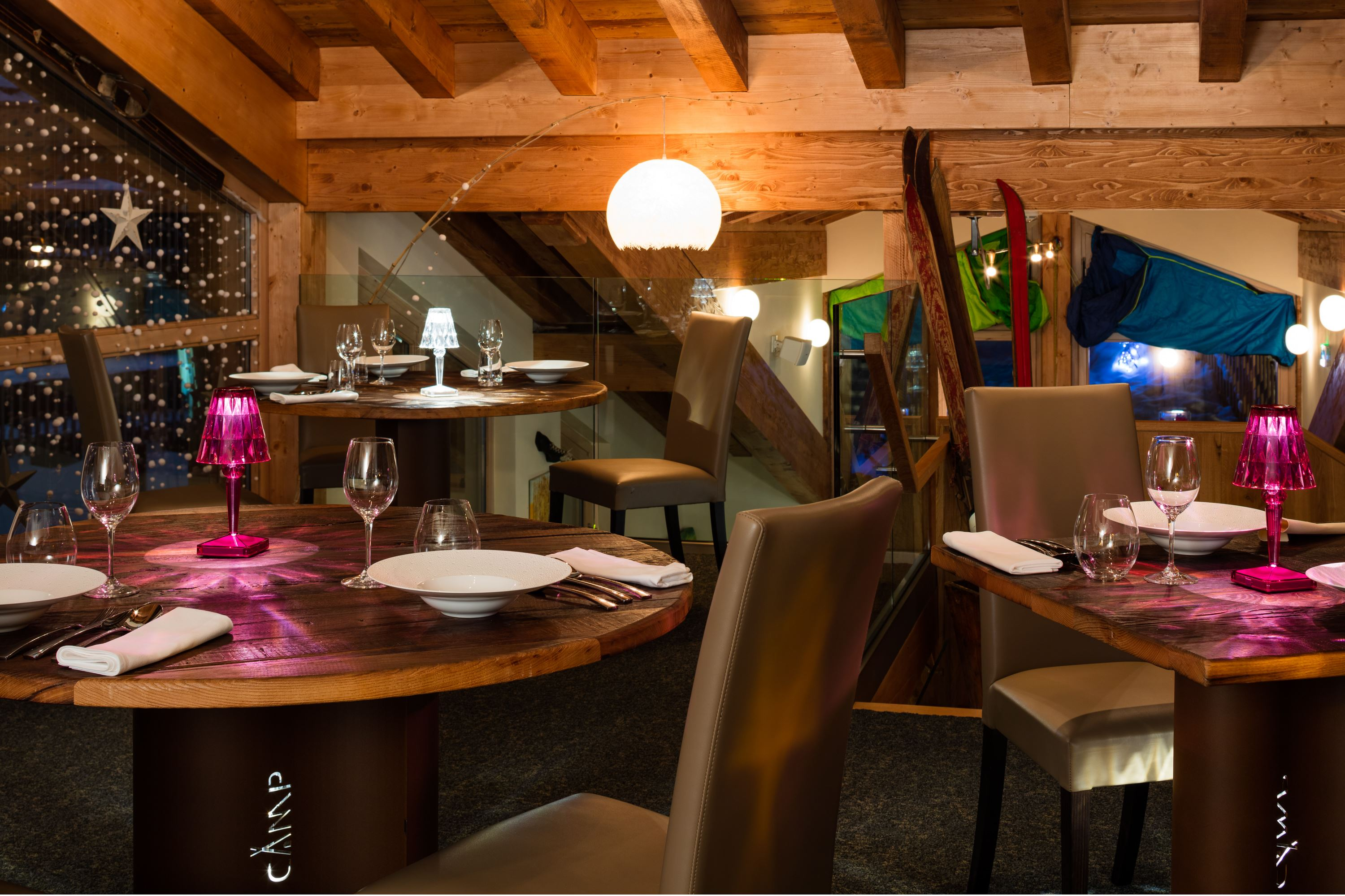 Hotel Le Pashmina - Le Refuge - Made in Val Thorens - NEW!