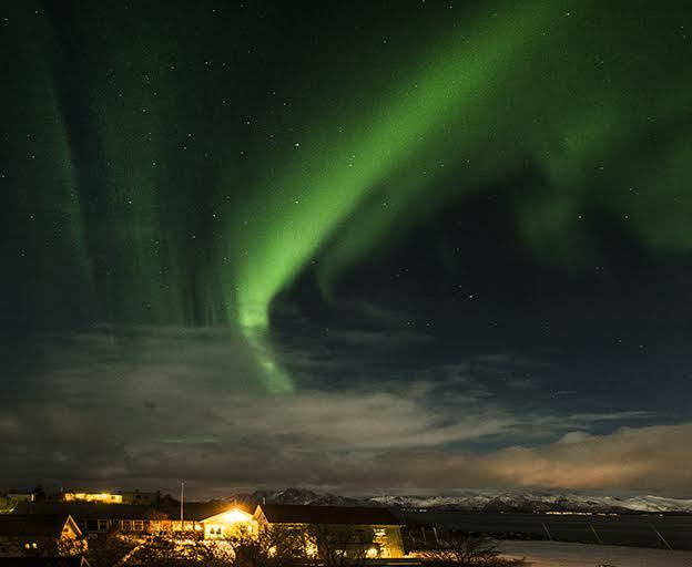 © Ander Carlsson, Northern Light over Skrova