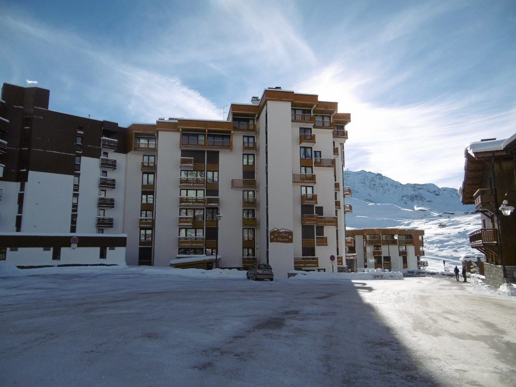 HAUTS DE CHAVIERE B2 / APARTMENT 3 ROOMS 5 PEOPLE - 3 BRONZE SNOWFLAKES - CI