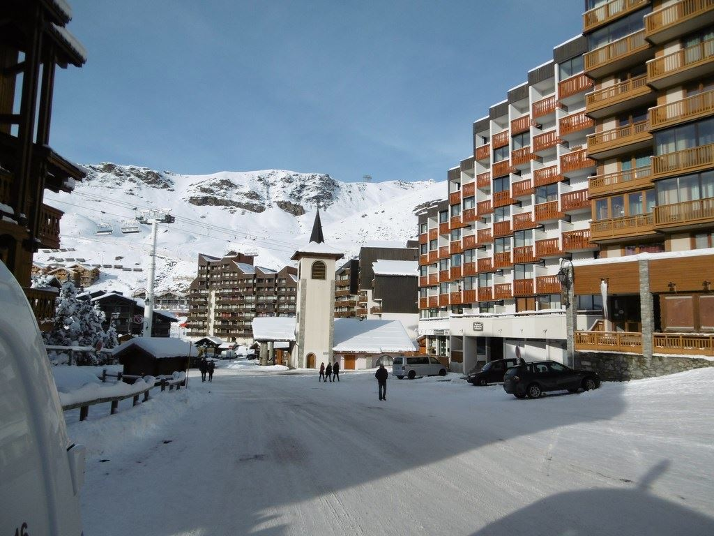 LES HAUTS DE LA VANOISE 314 / 2 rooms 4 people