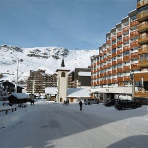 LES HAUTS DE LA VANOISE 419 / 2 PEOPLE - 1 SNOW FLAKE BRONZE - CI