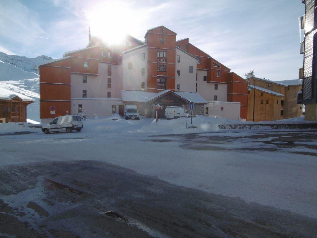 JOKER 9 / APARTMENT 2 ROOMS 4 PEOPLE - 1 BRONZE SNOWFLAKE - CI