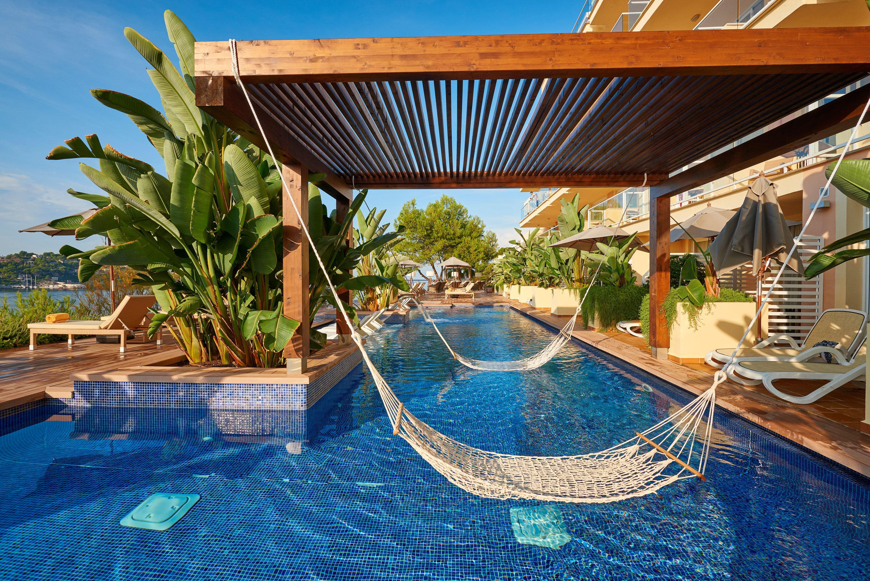 Star Prestige pool på Iberostar Suite Hotel Jardin del Sol, Santa Ponsa Mallorca