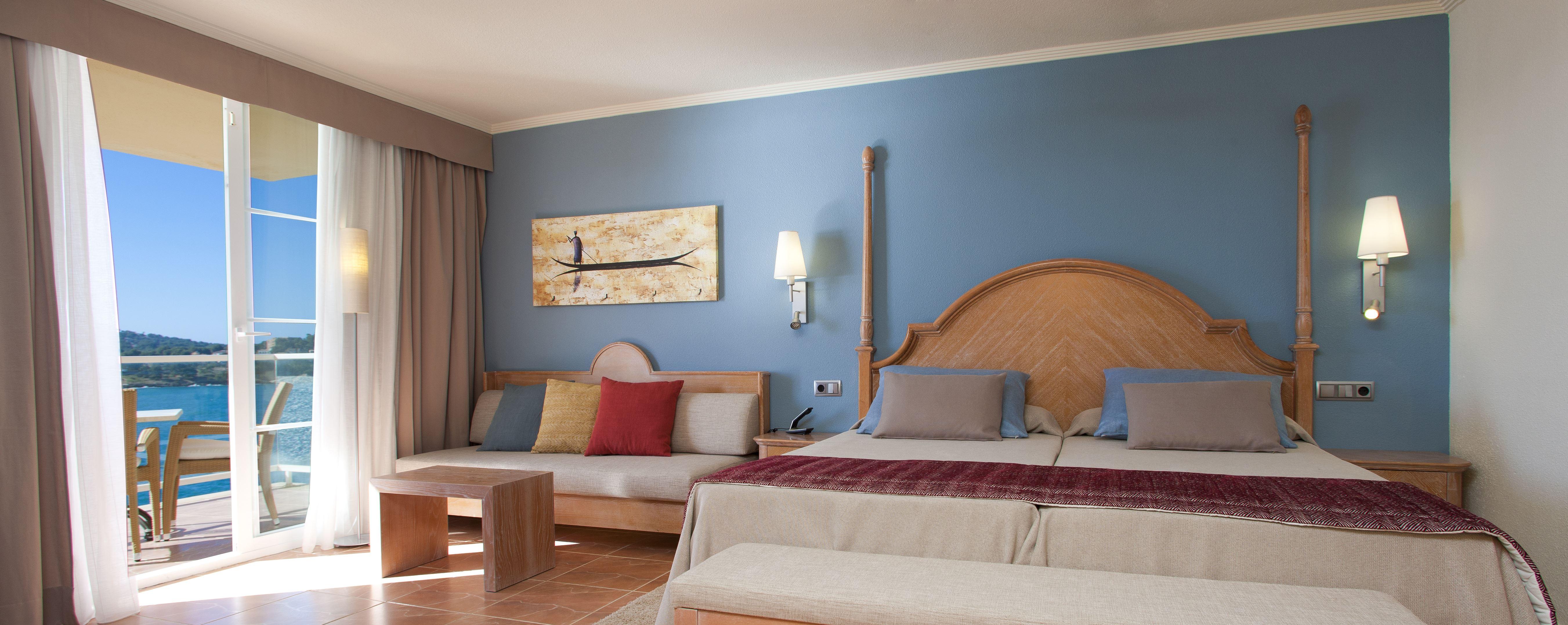 Iberostar Suite Hotel Jardin del Sol: Utsökt läge vid havet