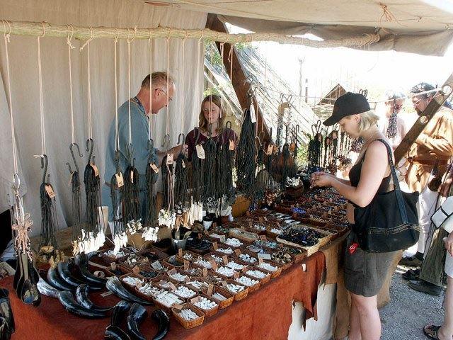 Fotevikens Viking Market