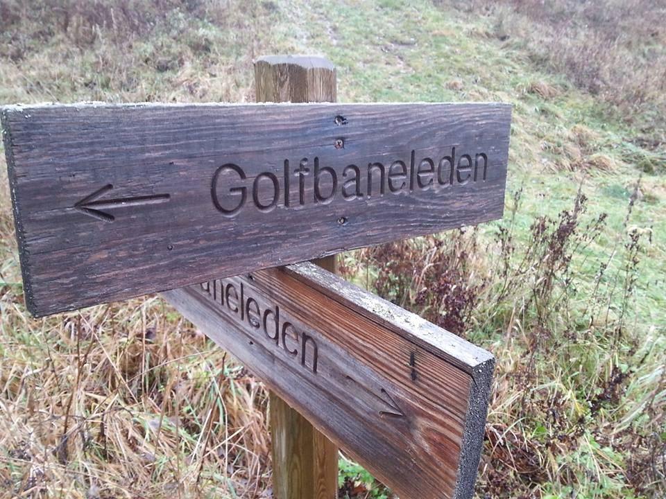 Golfbaneleden
