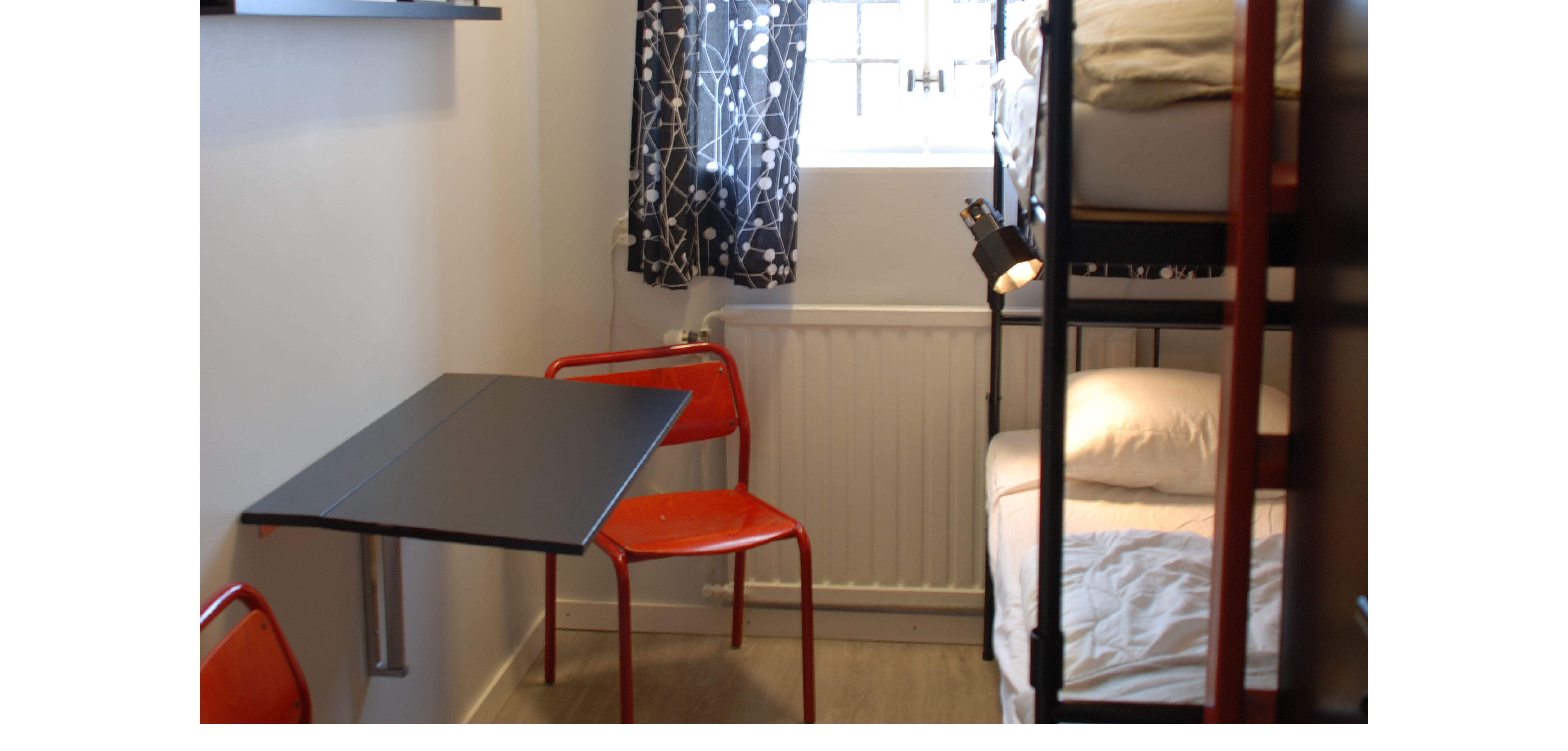Falu Prison Youth Hostel, Svif, Falun