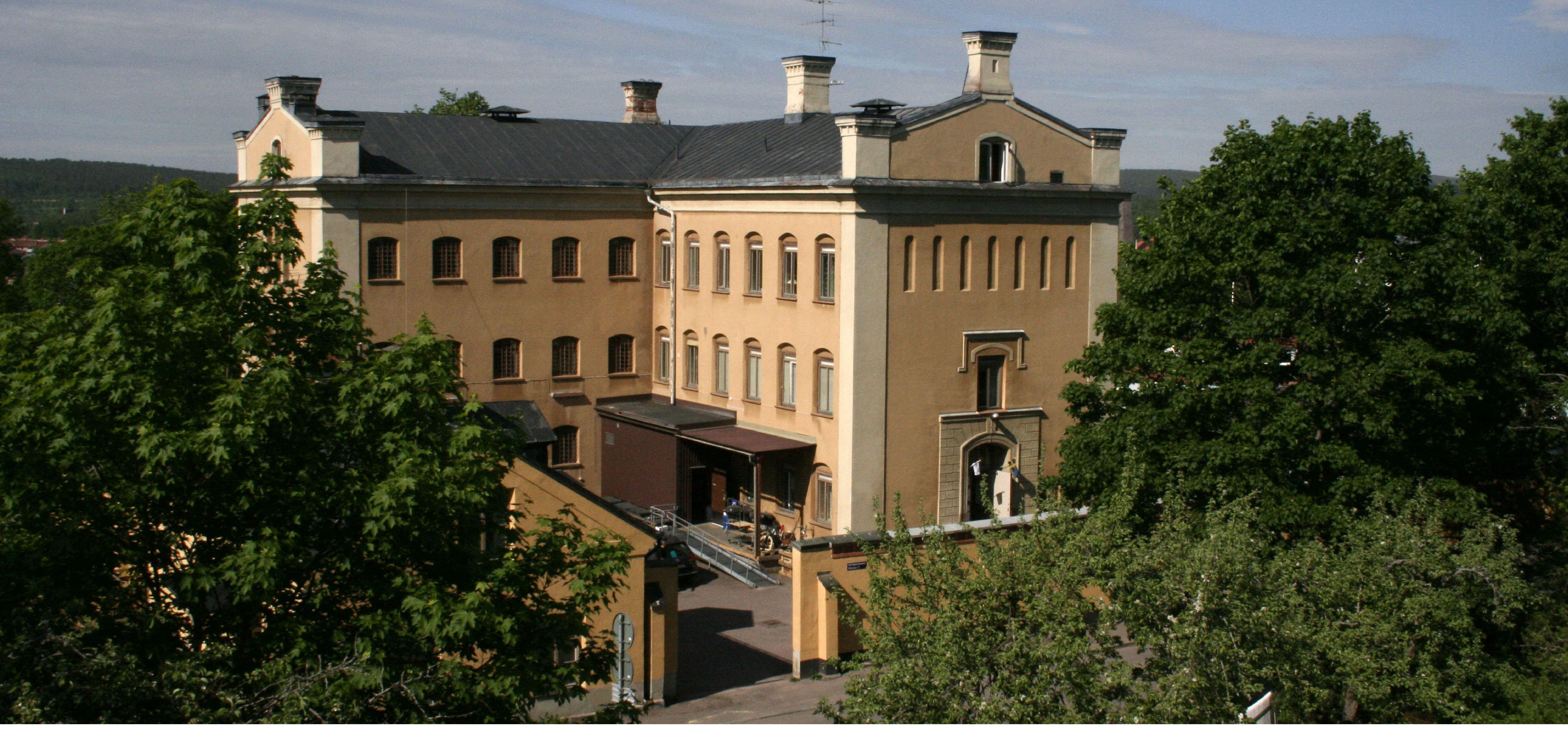 Falu Fängelse Vandrarhem, SVIF, Falun