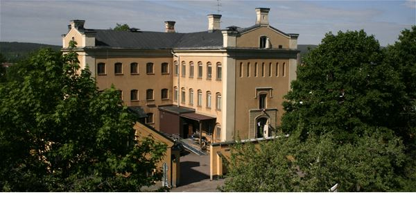 Falu Prison Youth Hostel, Svif, Falun