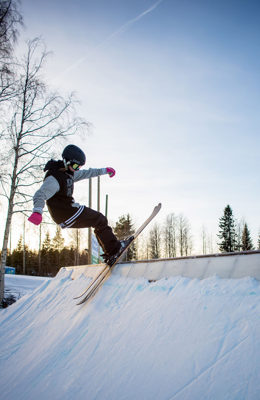 Hilla Aspman, Middagsberget Wintersport