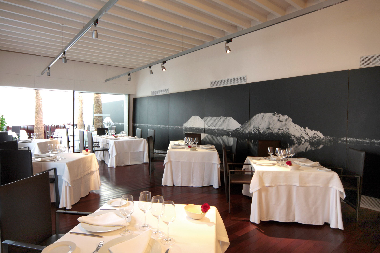 Restaurang på Hotell Convent de la Missió, Palma Mallorca