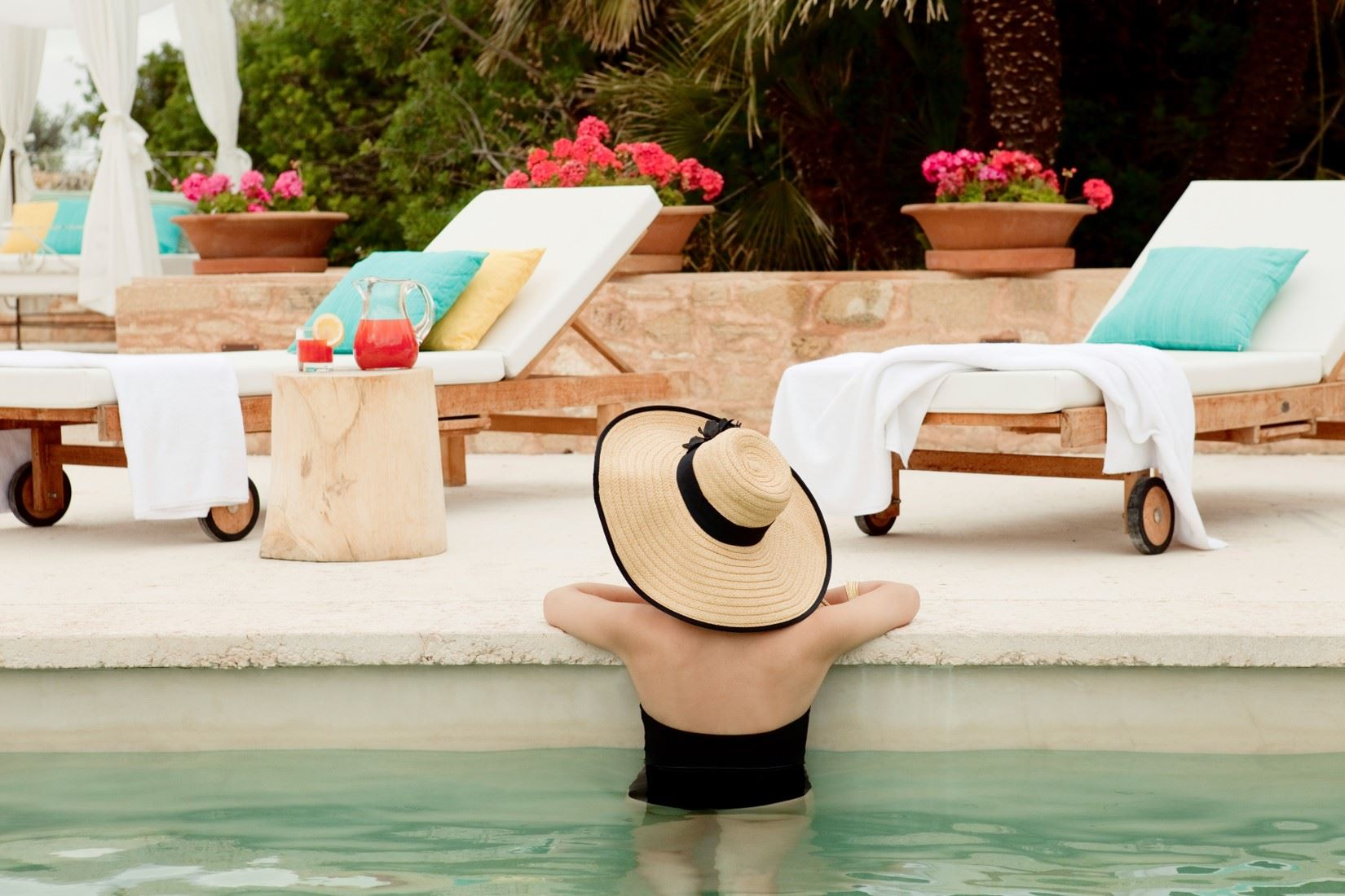 Pool på Hotell Predi Son Jaumell, Capdepera Mallorca