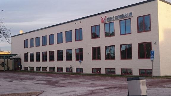 Mora Gymnasium (former St Mikael high school), dormitory