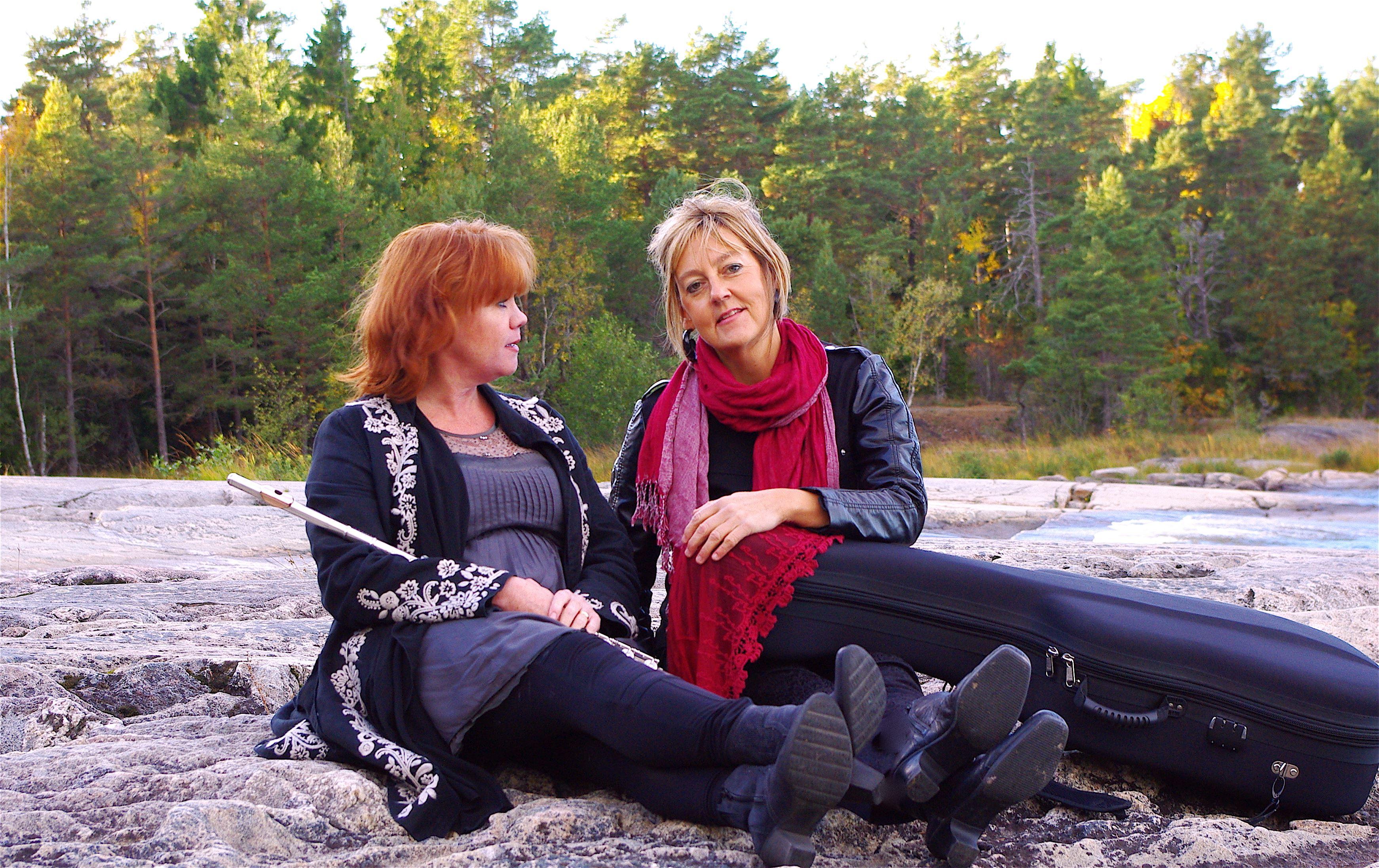 Blå Måndag med konsert och soppa - Duo Cantilena