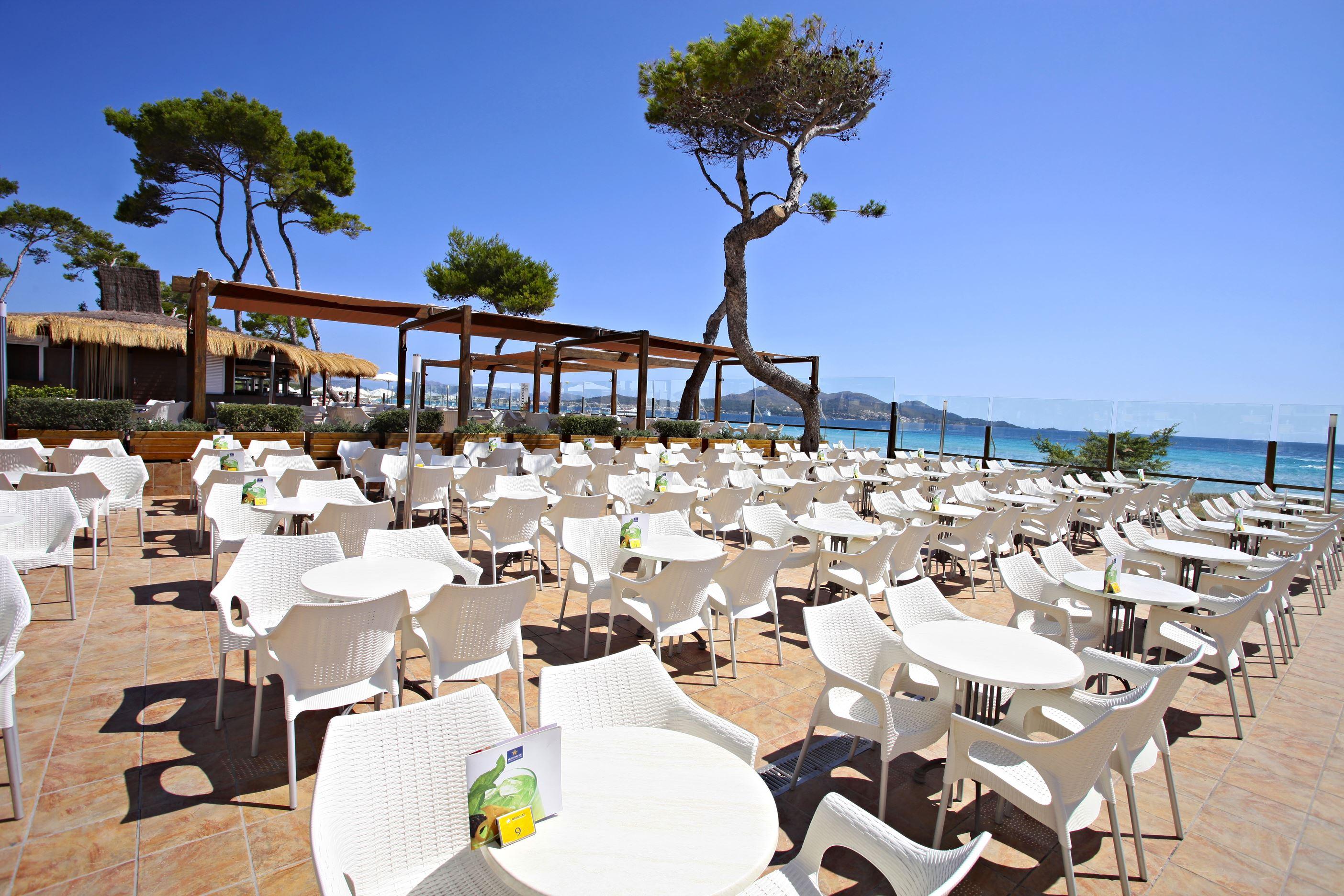 Restaurang på Iberostar Alcudia Park, Alcudia Mallorca