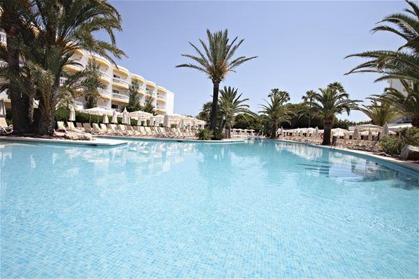 Pool på Iberostar Albufera Park, Alcudia Mallorca