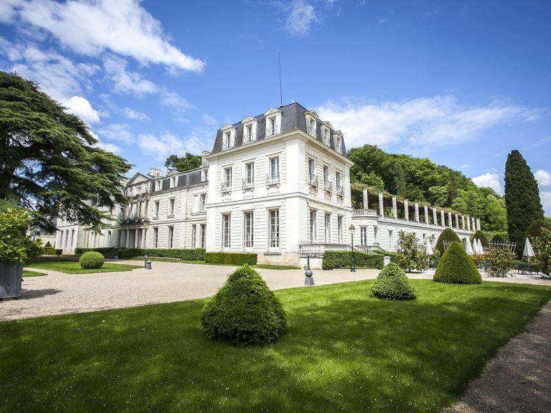 © © Château de Rochecotte, CHATEAU DE ROCHECOTTE