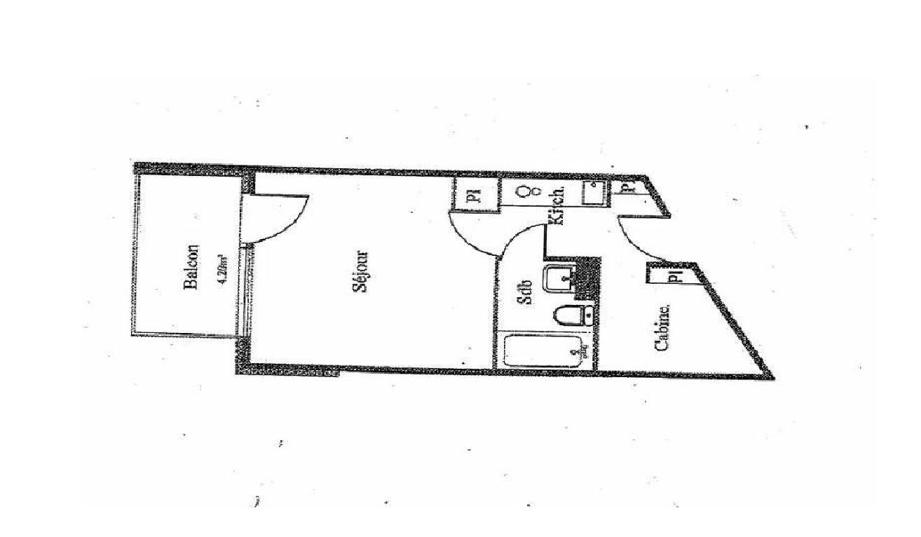 CUZCO H12- STUDIO CABIN 4 PERSONS - CI