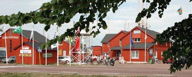 Das Seequartier in Mariehamn