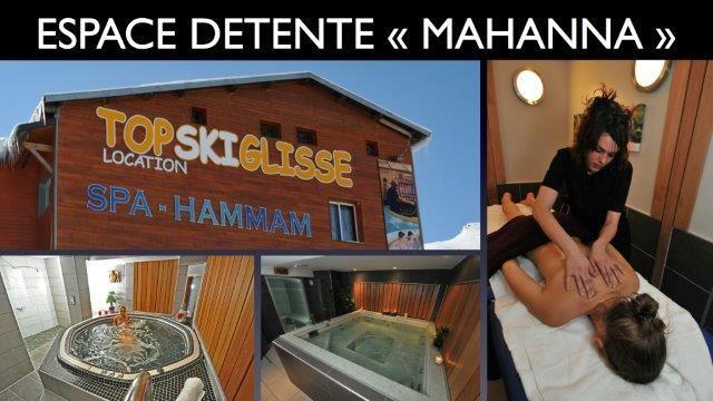 Espace Bien-être Spa Mahana