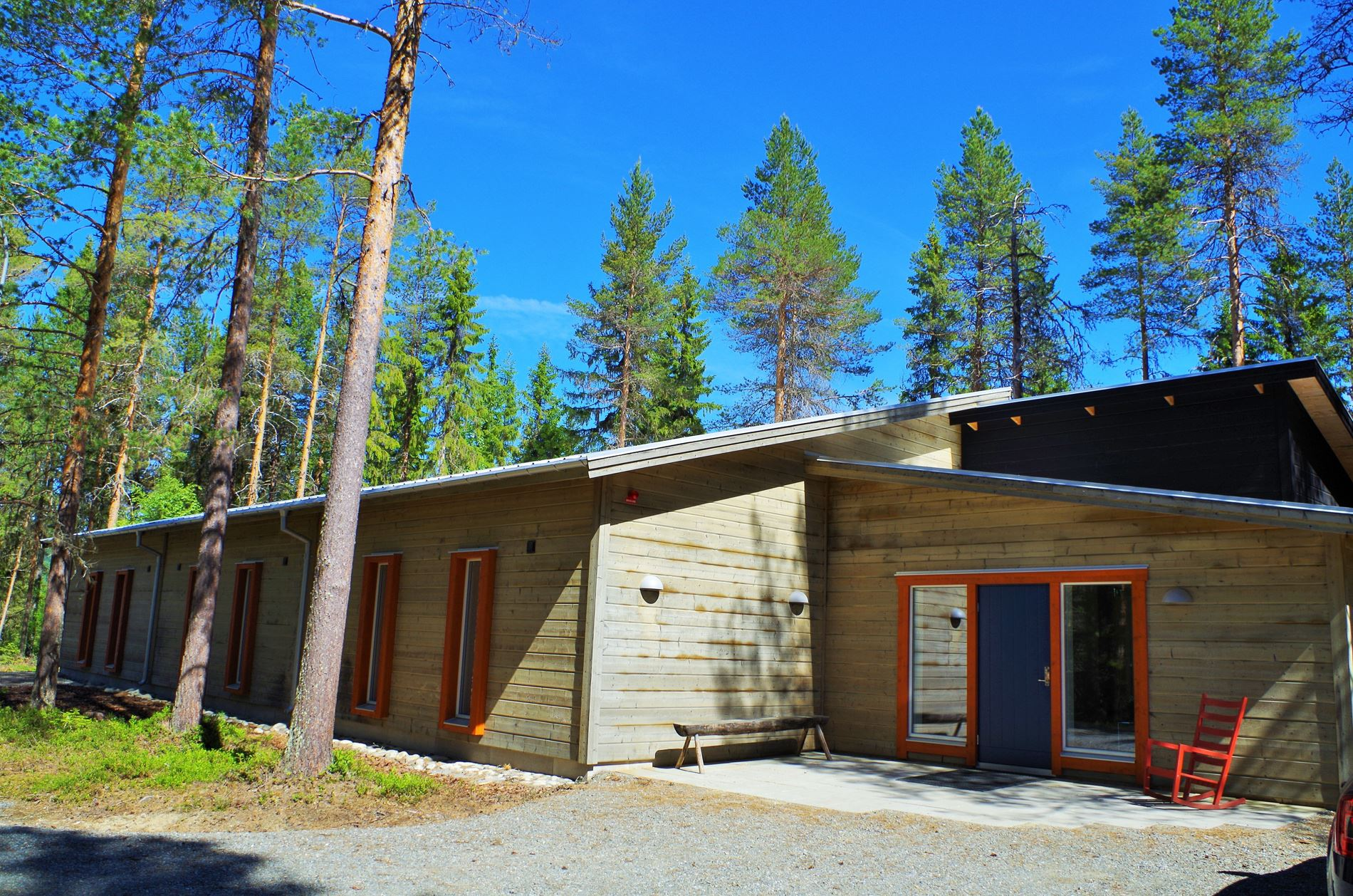 Granö Beckasin Lodge