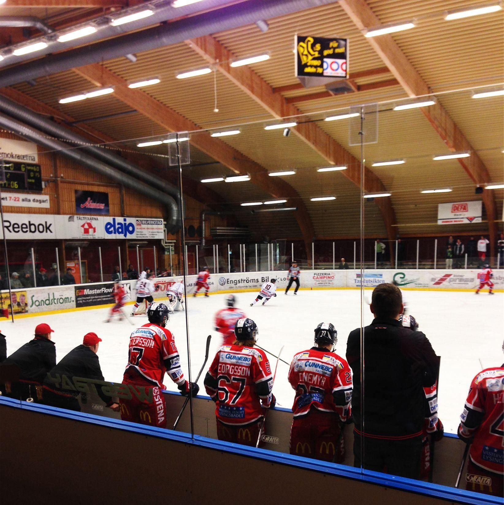 Allettan: VIK Hockey – Huddinge IK