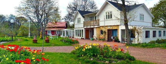 Strandbergs Stugor & Gästhem