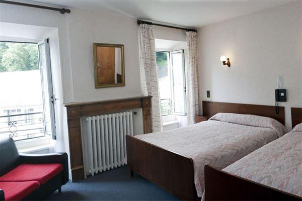 © © , GTBH02 - Bel hôtel convivial à Barèges