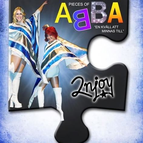 Pieces of ABBA - dinnershow
