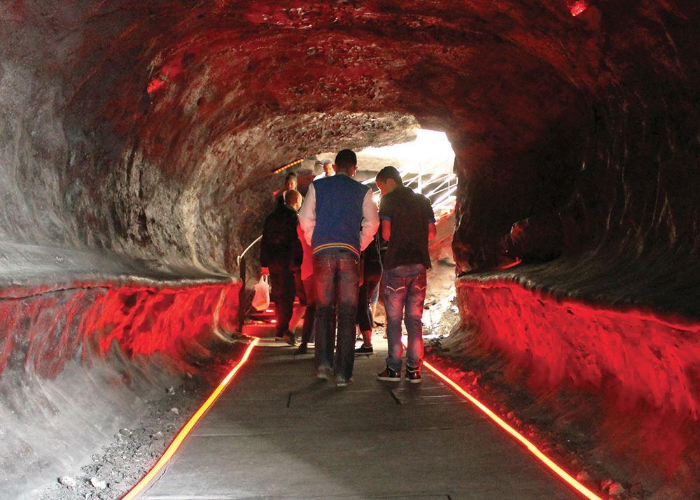 Cité du Volcan : visite du musée