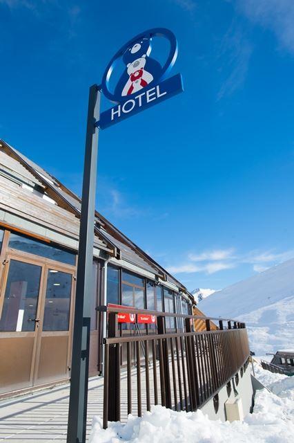 HPH115 - Hôtel style « ski cosy » en pied de pistes