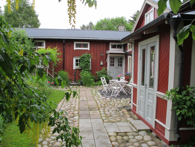 Lägenhet i 1800-talshus, Hudiksvall