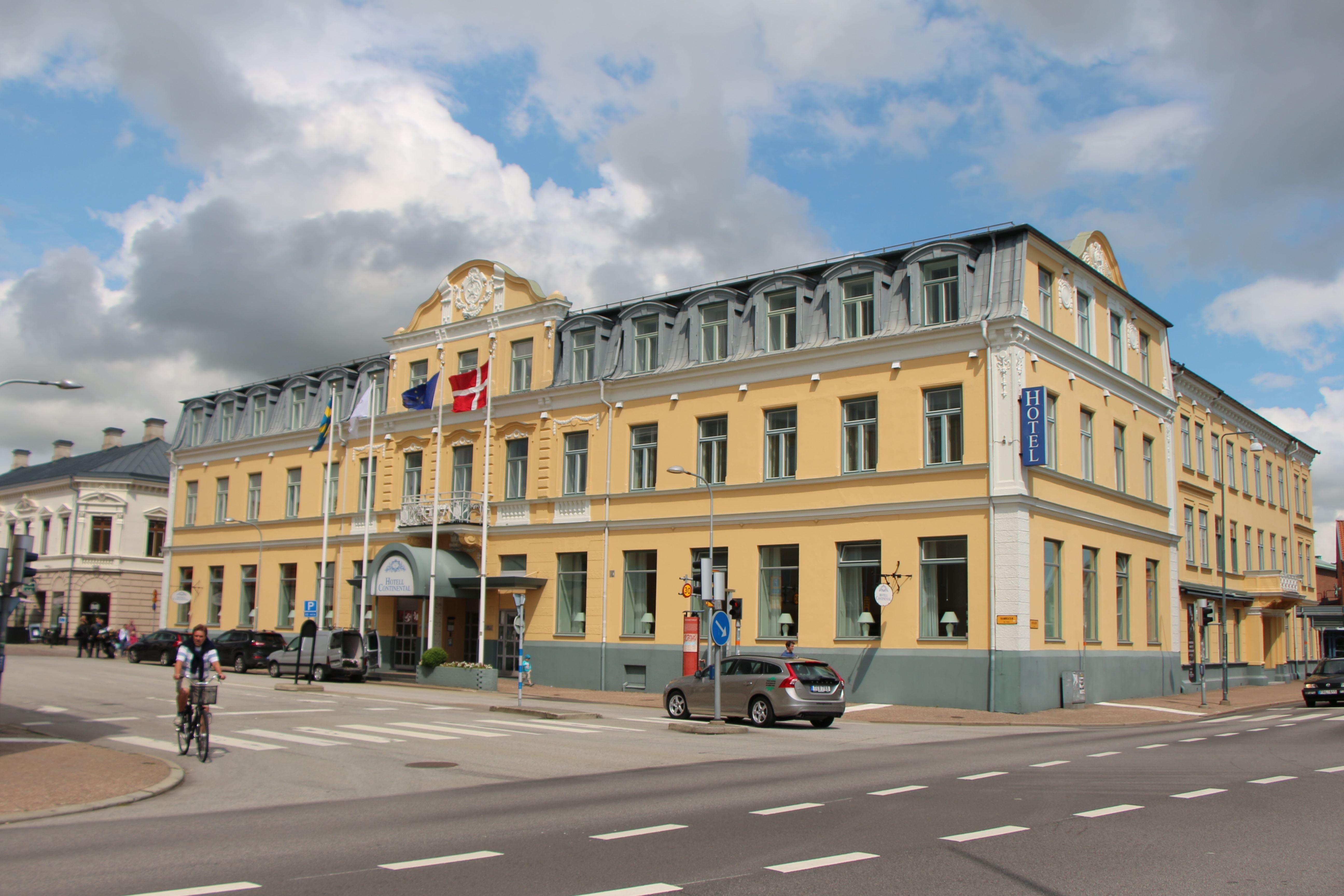 Hotel Continental Ystad