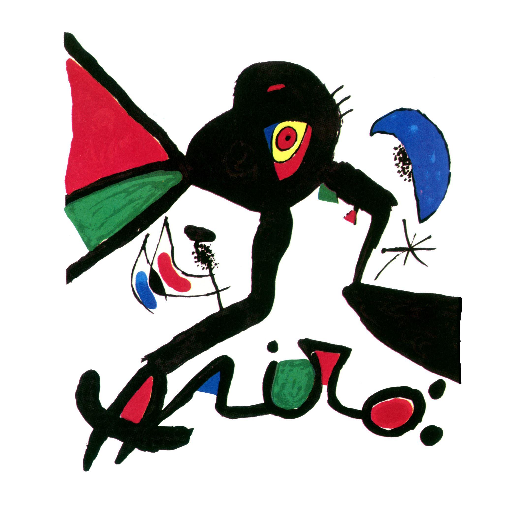 Öppning av Miró-rummet