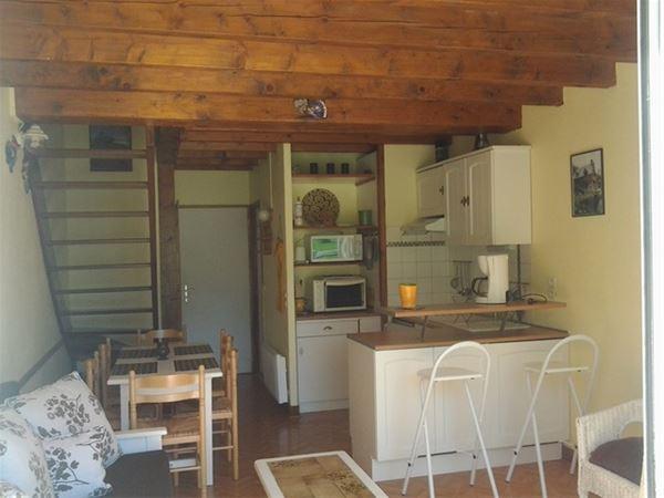 VLG019 - Maison mitoyenne au pied des pistes de Val Louron