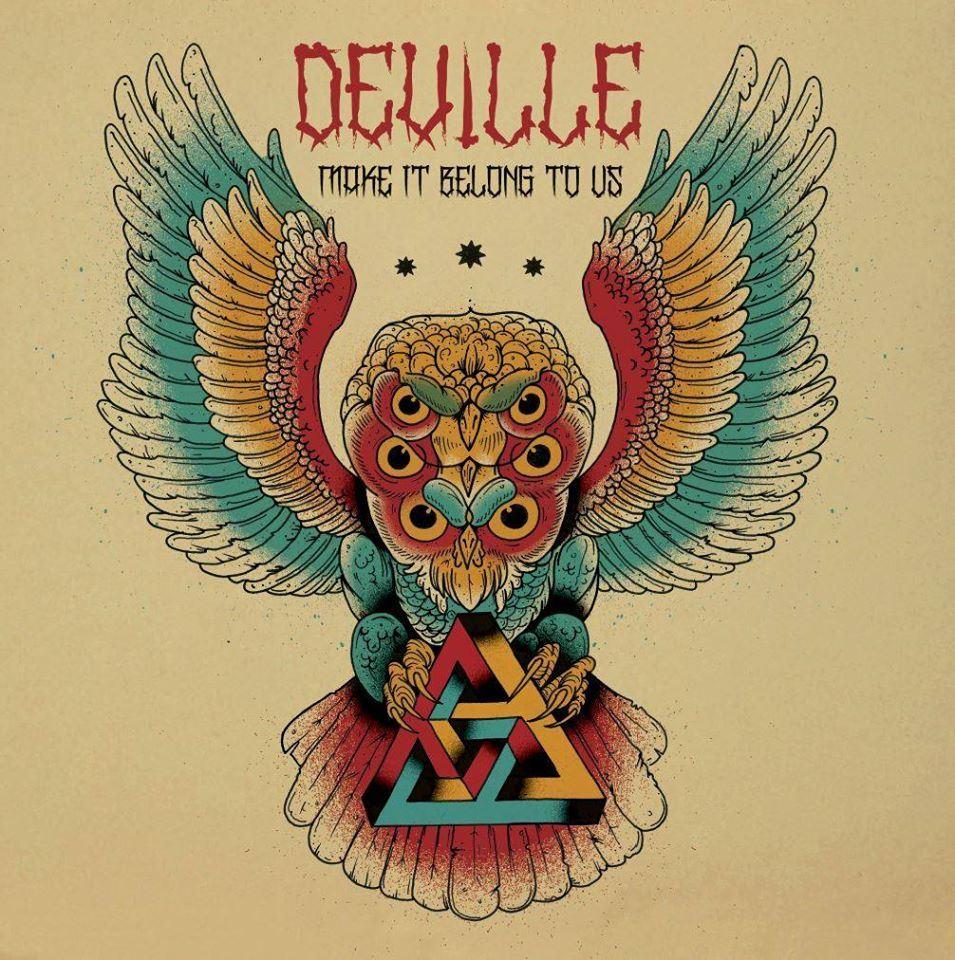 © Deville, Deville + Antilop + DJ: Black Temple