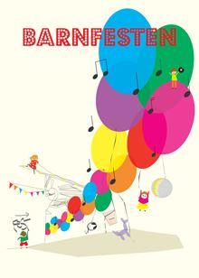Barnfesten med Behrang Miri