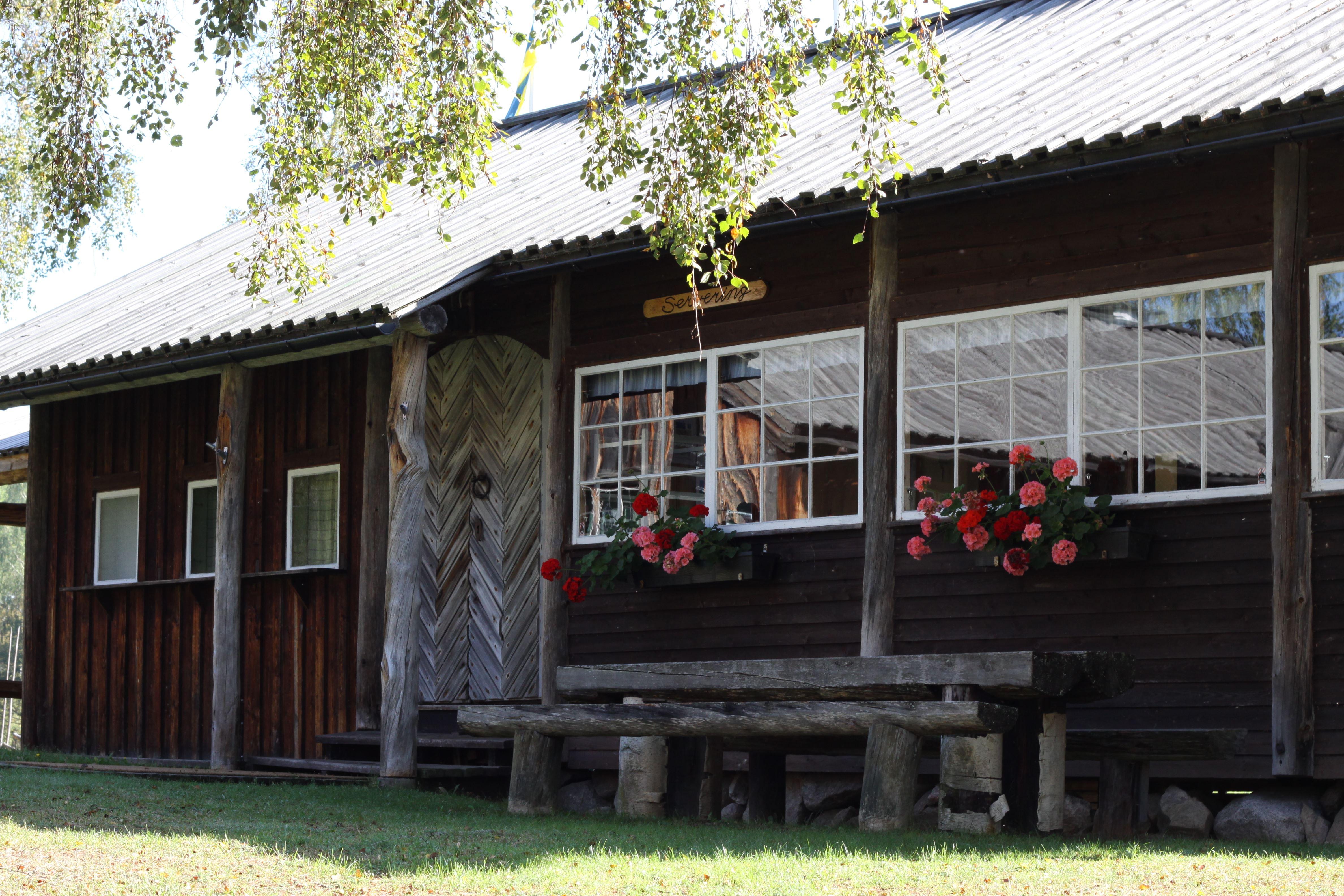 Bjuråkers Forngård Café