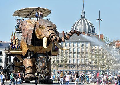 Le Grand Éléphant des Machines de l'Île