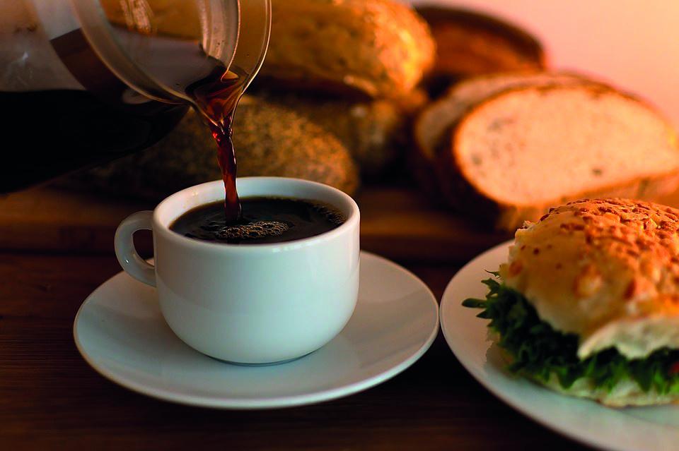 Litterär frukost