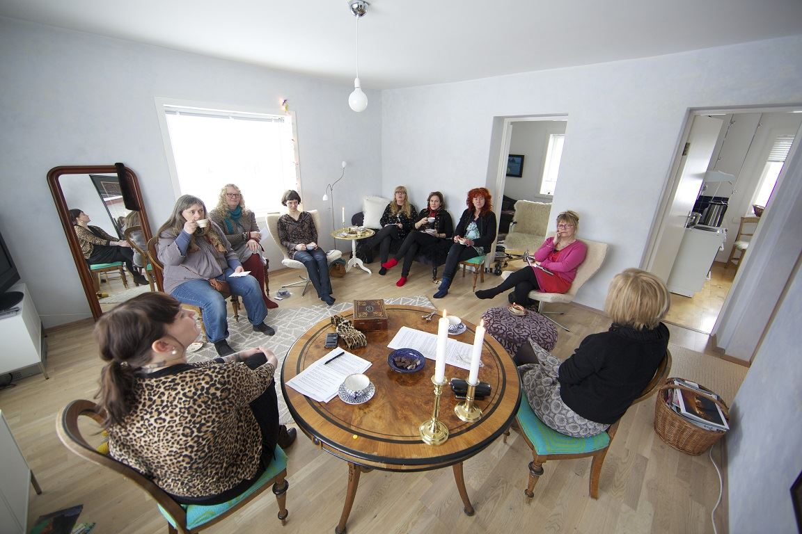 HomeMade- besøk et arktisk kunstnerhjem – Haugen Produksjoner