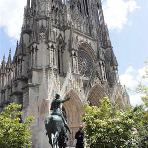 Reims scenic, Champagne Day Tour